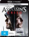 Assassins Creed (4K UHD Blu Ray)