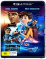 Spies In Disguise (4K UHD Blu Ray)