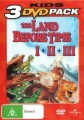 LAND BEFORE TIME 1, 2 & 3