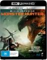 Monster Hunter (4k Ultra HD)