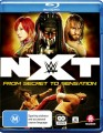 WWE - NXT - From Secret To Sensation (Blu Ray)