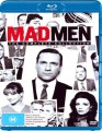 MAD MEN - COMPLETE BOX SET (BLU RAY)