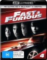 Fast And Furious 4 (4K UHD Blu Ray)