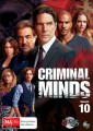 CRIMINAL MINDS - COMPLETE SEASON 10