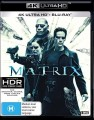 The Matrix (4K UHD Blu Ray)