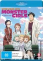 Interviews With Monster Girls - Complete Series (Blu Ray / DVD)