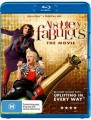 ABSOLUTELY FABULOUS THE MOVIE (BLU RAY)