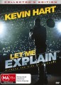 KEVIN HART - LET ME EXPLAIN - COLLECTORS EDITION