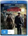 The Lone Ranger (Blu Ray)