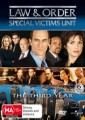 Law And Order SVU Special Victims Unit - Complete Season 3