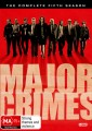 MAJOR CRIMES - COMPLETE SEASON 5