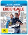 EDDIE THE EAGLE (BLU RAY)