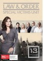LAW AND ORDER SVU SPECIAL VICTIMS UNIT - COMPLETE SEASON 13