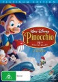 PINOCCHIO - 70th ANNIVERSARY PLATINUM EDITION