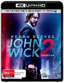 John Wick - Chapter 2 (4K UHD Blu Ray)