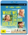 What We Did On Our Holiday (Blu Ray)
