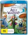 Alice In Wonderland (Blu Ray)