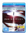 MAN OF STEEL (BLU RAY)