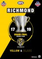 AFL Richmond Yellow And Black Grand Final Double Pack 2017 And 2019