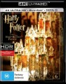 HARRY POTTER AND THE HALF BLOOD PRINCE (4K BLU RAY UHD)