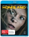 Homeland - Complete Season 5 (Blu Ray)