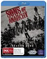 Sons Of Anarchy - Complete Season 5 (Blu Ray)