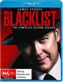 The Blacklist - Complete Season 2 (Blu Ray)