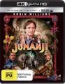 Jumanji (4K UHD Blu Ray)
