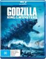 Godzilla: King Of The Monsters (Blu Ray)