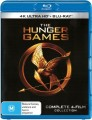 Hunger Games - Complete Collection (4K UHD Blu Ray)