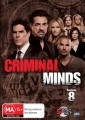 CRIMINAL MINDS - COMPLETE SEASON 8