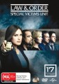 Law And Order SVU Special Victims Unit - Complete Season 17