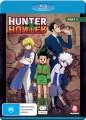 Hunter X Hunter Part 1 (Blu Ray)