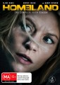 HOMELAND - COMPLETE SEASON 5