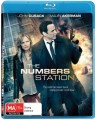 NUMBERS STATION, THE (BLU RAY)