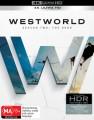 Westworld - Complete Season 2 (4K UHD Blu Ray)