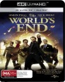 The Worlds End (4K UHD Blu Ray)