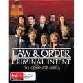 Law And Order - Criminal Intent - Complete Collection