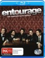 ENTOURAGE - COMPLETE SEASON 6 (BLU RAY)