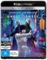 GHOST IN THE SHELL (4K UHD BLU RAY)