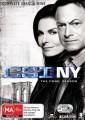 CSI NY - Complete Season 9