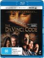 The Da Vinci Code (4K Blu Ray UHD)
