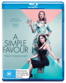 A Simple Favour (Blu Ray)