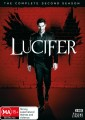 Lucifer - Complete Season 2