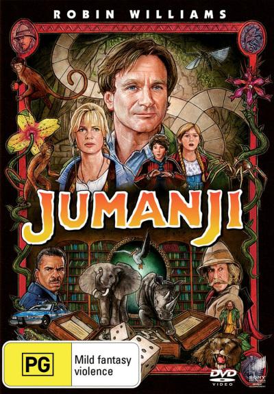 Image Result For Jumanji Full Movies