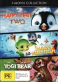 Sammys Great Escape / Yogi Bear / Happy Feet 2
