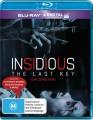 Insidious: The Last Key (Blu Ray)