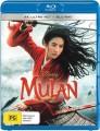 Mulan (2020) (4K Blu Ray)