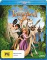 Tangled (Blu Ray)
