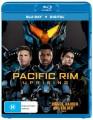 Pacific Rim Uprising (Blu Ray)